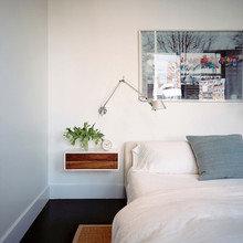 Фотография: Спальня в стиле Современный, Декор интерьера, Мебель и свет, Стол – фото на InMyRoom.ru