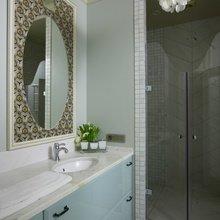 Фотография: Ванная в стиле Классический, Советы, маленькая ванная – фото на InMyRoom.ru