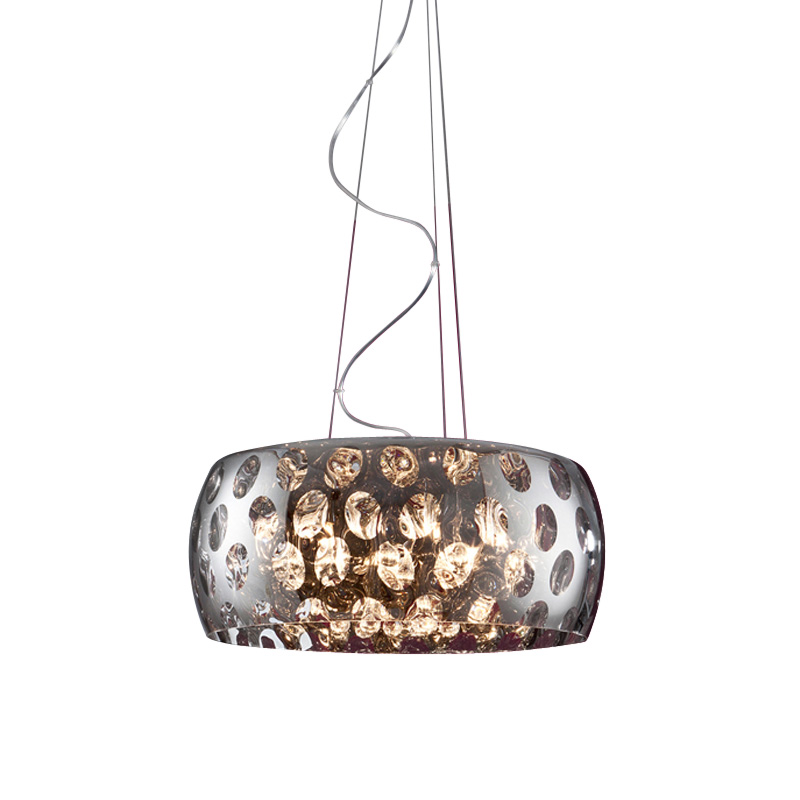 Купить Подвесной светильник Horizon с зеркальным плафоном из хромированного металла, inmyroom
