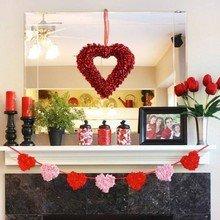 Фотография: Декор в стиле Кантри, Декор интерьера, Праздник, День святого Валентина – фото на InMyRoom.ru