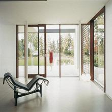 Фото из портфолио Раздвижные двери Patio – фотографии дизайна интерьеров на InMyRoom.ru
