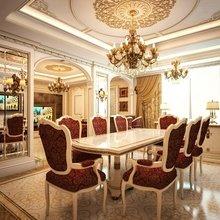 Фото из портфолио Дом в Классическом стиле Барокко 1700 кв.м – фотографии дизайна интерьеров на INMYROOM