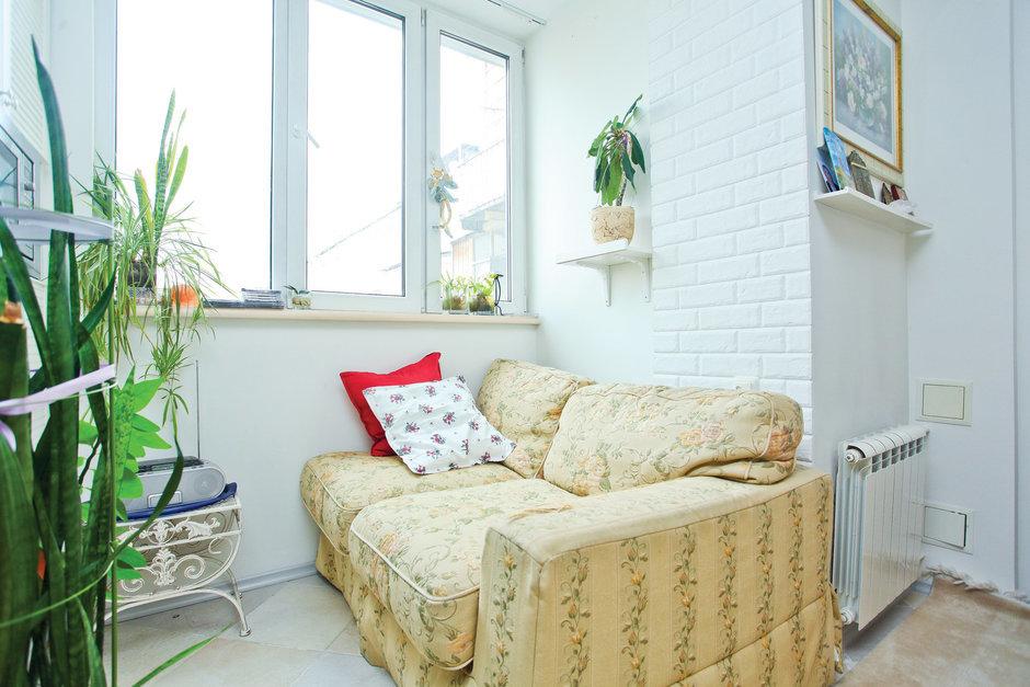 Фотография: Мебель и свет в стиле Скандинавский, Квартира, Дома и квартиры – фото на InMyRoom.ru