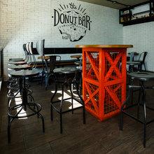 Фото из портфолио DONUT BAR, Курск – фотографии дизайна интерьеров на INMYROOM