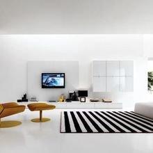 Фотография: Гостиная в стиле Минимализм, Декор интерьера, Квартира, Дом – фото на InMyRoom.ru