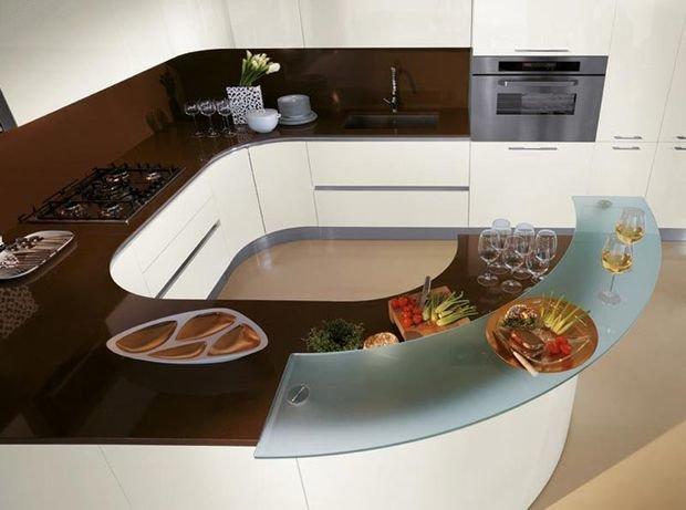 Фотография: Планировки в стиле , Кухня и столовая, Декор интерьера, Квартира, Дом, Декор – фото на InMyRoom.ru