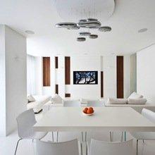 Фотография: Кухня и столовая в стиле Современный, Цвет в интерьере, Стиль жизни, Советы, Белый – фото на InMyRoom.ru