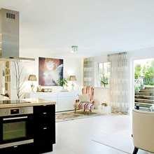 Фото из портфолио  Современные апартаменты – фотографии дизайна интерьеров на INMYROOM