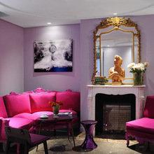 Фотография: Гостиная в стиле Эклектика, Франция, Дома и квартиры, Городские места, Париж – фото на InMyRoom.ru