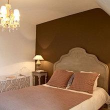 Фотография: Спальня в стиле Кантри, Декор, Дома и квартиры – фото на InMyRoom.ru