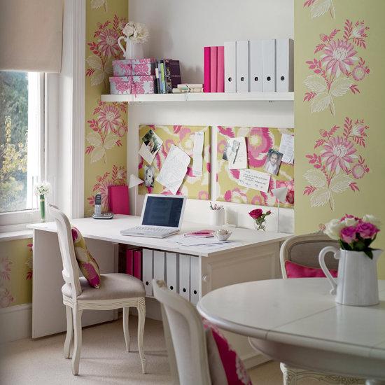 Фотография: Кабинет в стиле Прованс и Кантри, Декор интерьера, Декор дома – фото на InMyRoom.ru