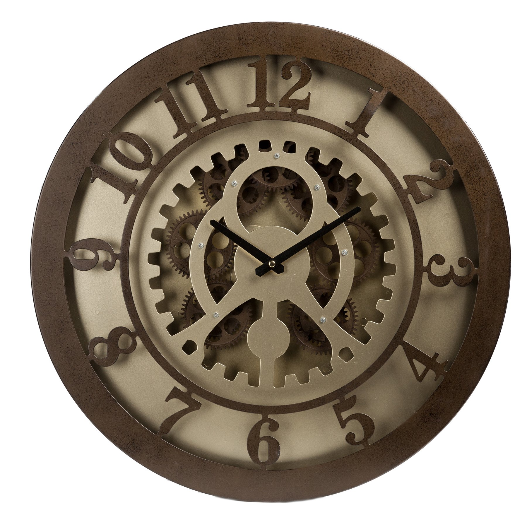 Фото #1: Часы настенные Hepburn