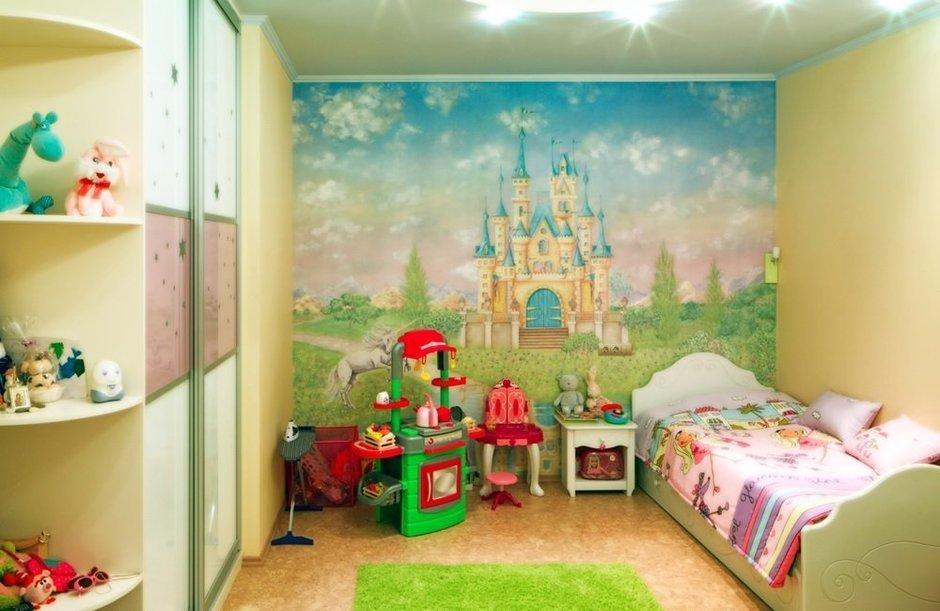Фотография: Детская в стиле , Квартира, Дома и квартиры – фото на InMyRoom.ru