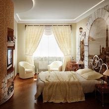 Фото из портфолио ЖК янтарный город квартира в среднеземноморском стиле – фотографии дизайна интерьеров на INMYROOM