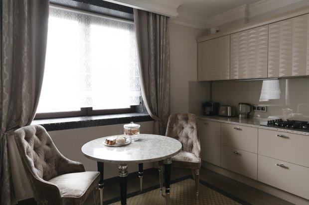 Фото из портфолио Квартира на ВДНХ – фотографии дизайна интерьеров на INMYROOM