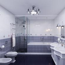 Фото из портфолио Таунхаус Парк Авеню – фотографии дизайна интерьеров на InMyRoom.ru