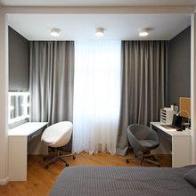 Фото из портфолио Квартира с головой оленя – фотографии дизайна интерьеров на InMyRoom.ru