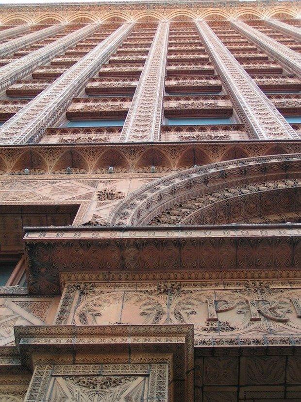 Фотография: Архитектура в стиле Классический, Современный, Дома и квартиры, Городские места, Нью-Йорк, Барселона – фото на INMYROOM
