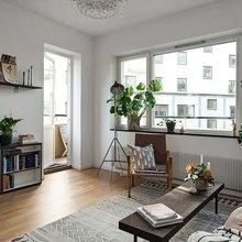 Фото из портфолио Lasarettsgatan 7 Б, Kungshöjd – фотографии дизайна интерьеров на InMyRoom.ru