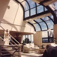 Фотография: Архитектура в стиле , Дизайн интерьера, Большие окна – фото на InMyRoom.ru