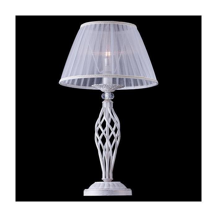 Настольная лампа  Eurosvet белый с золотом