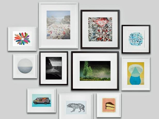 Фотография: Декор в стиле Современный, Декор интерьера, Декор дома, Стены, Картины, Постеры – фото на InMyRoom.ru