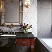Фото из портфолио Дизайн интерьера дома в Борисове – фотографии дизайна интерьеров на InMyRoom.ru