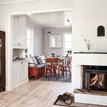 Фото из портфолио Уютный дом в живописном месте – фотографии дизайна интерьеров на INMYROOM