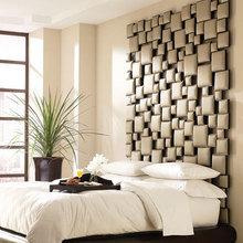 Фотография: Спальня в стиле Современный, Восточный, Декор интерьера, DIY, Мебель и свет – фото на InMyRoom.ru