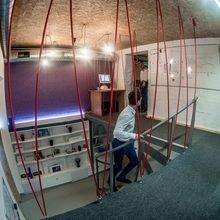 Фотография:  в стиле Кантри, Лофт, Современный, Офисное пространство, Офис, Дома и квартиры – фото на InMyRoom.ru