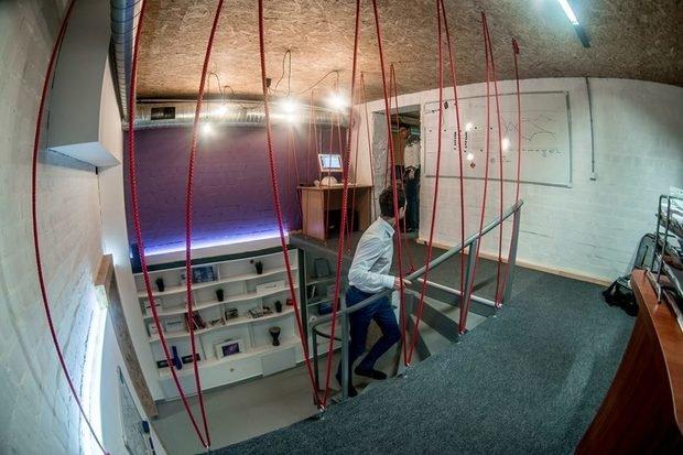 Фотография:  в стиле Прованс и Кантри, Лофт, Современный, Офисное пространство, Офис, Дома и квартиры – фото на InMyRoom.ru