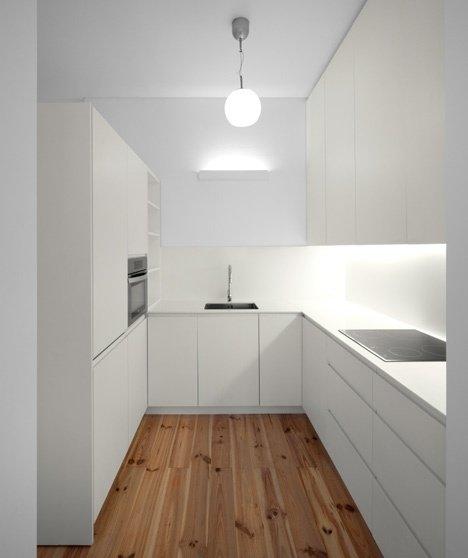 Фотография: Кухня и столовая в стиле Скандинавский, Интерьер комнат, Бытовая техника – фото на InMyRoom.ru