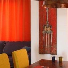 Фотография: Гостиная в стиле Лофт, Эклектика, Квартира, Проект недели – фото на InMyRoom.ru