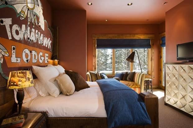Фотография: Спальня в стиле Лофт, Декор интерьера, цветовая палитра интерьера, цветовые схемы для интерьера – фото на INMYROOM