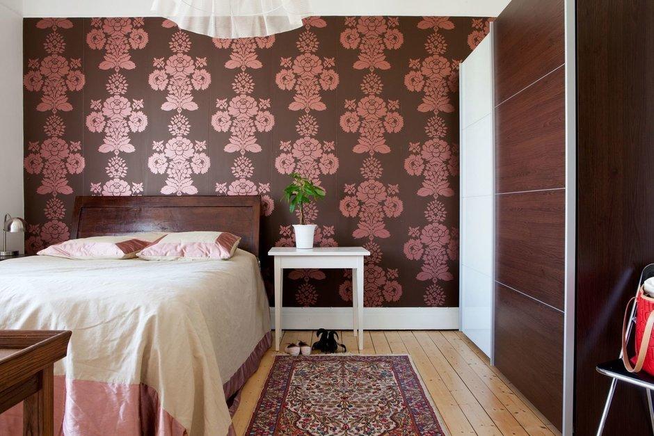 Фотография: Спальня в стиле Современный, Декор интерьера, Малогабаритная квартира, Квартира, Дома и квартиры, Ремонт – фото на InMyRoom.ru