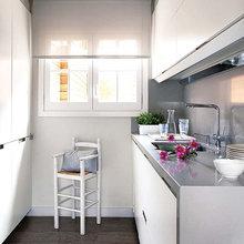Фотография: Кухня и столовая в стиле Минимализм, Дом, Испания, Дома и квартиры – фото на InMyRoom.ru