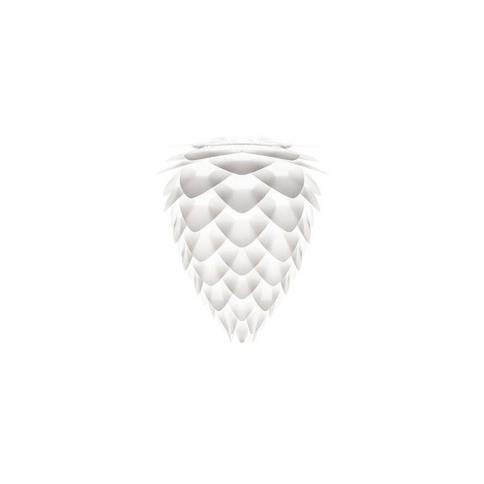 Плафон Conia mini white белого цвета