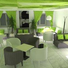 Фото из портфолио Кальянная на ул. Молодежной – фотографии дизайна интерьеров на INMYROOM