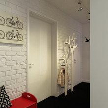 Фотография: Прихожая в стиле Лофт, Квартира, Дома и квартиры, IKEA – фото на InMyRoom.ru