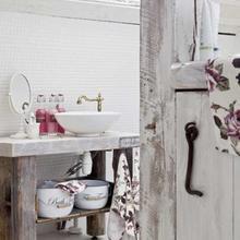 Фотография: Ванная в стиле Кантри – фото на InMyRoom.ru