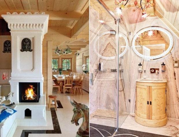Фотография:  в стиле , Кантри, Декор интерьера, Дом, Польша, Дом и дача – фото на InMyRoom.ru