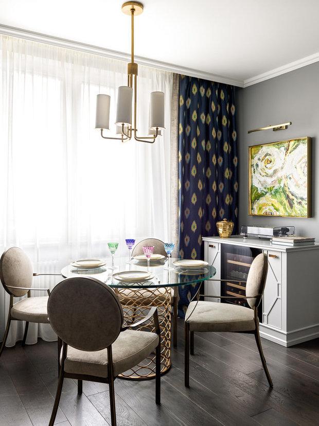 Фотография:  в стиле , Кухня и столовая, Гостиная, Декор интерьера, Женя Жданова – фото на InMyRoom.ru
