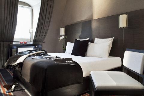 Фотография: Спальня в стиле Современный, Эклектика, Индустрия, Люди – фото на InMyRoom.ru