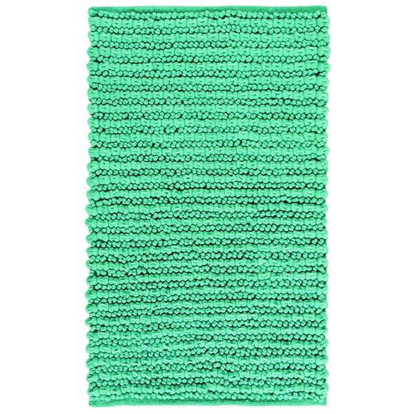 Коврик для ванной Cesar зеленый 60x100