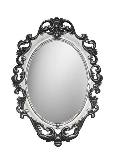 Купить Настенное зеркало винтажное в декоративной раме, inmyroom