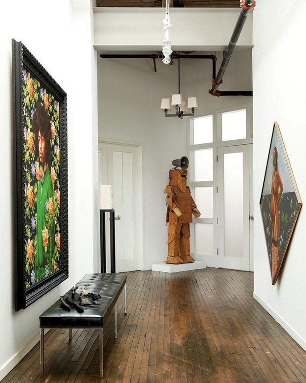 Фотография: Прихожая в стиле Лофт, Декор интерьера, Квартира, Дома и квартиры, Проект недели, Илья Беленя – фото на InMyRoom.ru