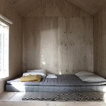 Фотография: Спальня в стиле Скандинавский, Декор интерьера, Дом, Дома и квартиры, Дача – фото на InMyRoom.ru