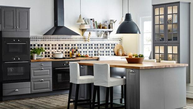 Фотография: Кухня и столовая в стиле Восточный, Интерьер комнат, Советы – фото на InMyRoom.ru