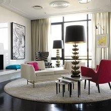 Фото из портфолио Идеи для гостиной – фотографии дизайна интерьеров на InMyRoom.ru
