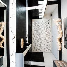 Фотография: Прихожая в стиле Хай-тек, Квартира, Дома и квартиры, Интерьеры звезд, Проект недели, Москва – фото на InMyRoom.ru